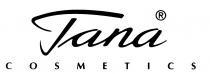 tana cosmetics logo