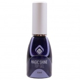 MAGNETIC Baigiamasis gelis darbui su pigmentais MAGIC SHINE